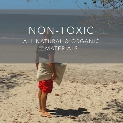 Non-Toxic all natural organic pillows - Killapilla Home Page