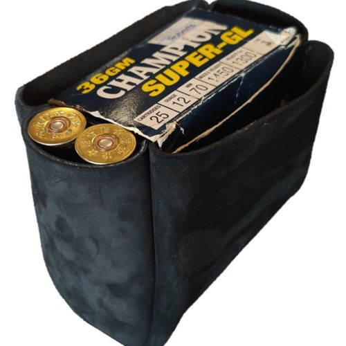 Shooters Cartridge Pouch Front