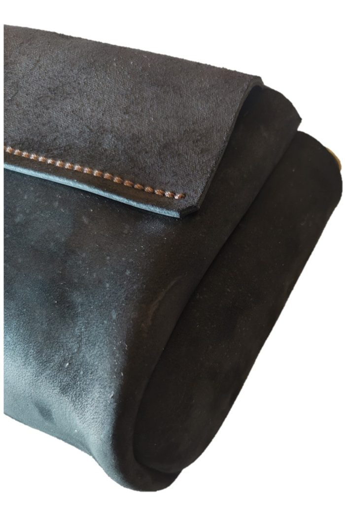 Shooters Cartridge Pouch Back