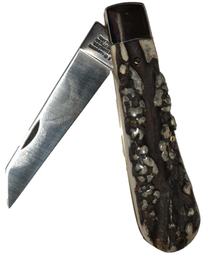 Joseph Rodger Lambsfoot Stag Scales - Simon Martin Whips