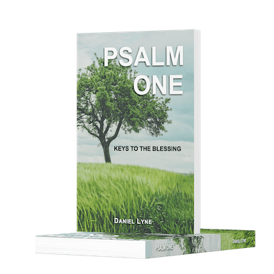 PSALM ONE Book by Daniel Lyne - Sow The Word Ministries