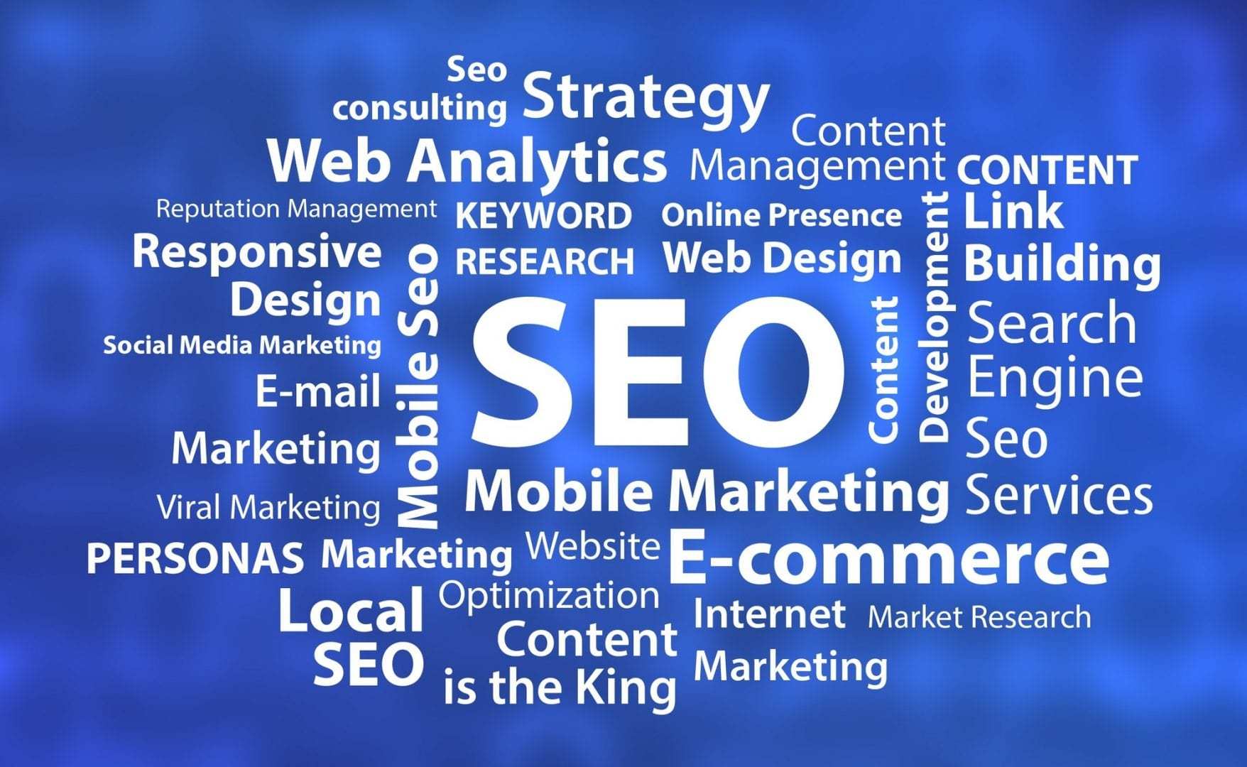 SEO by the Pros - eBuilt Business
