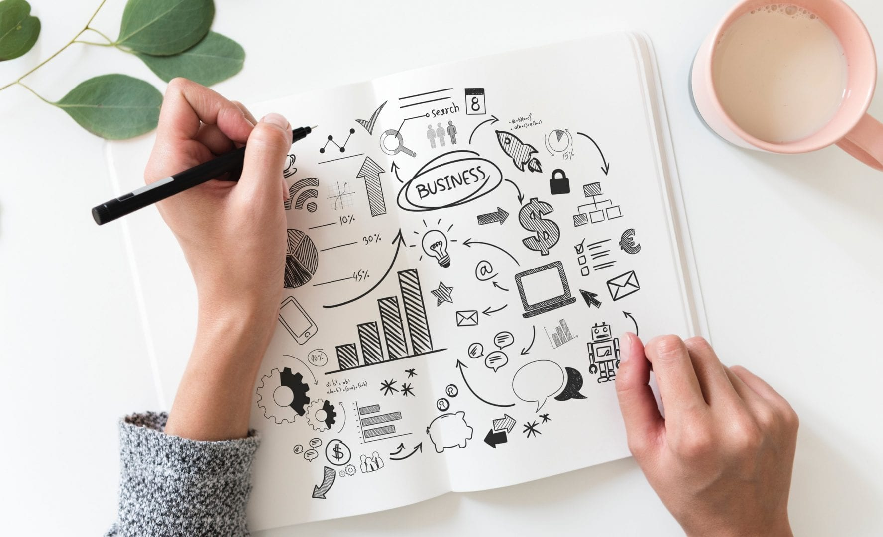 Marketing Strategy for eBuilt Business